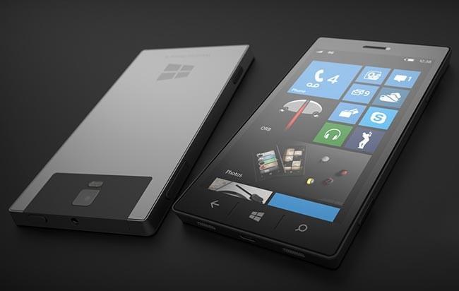 Microsoft微軟Surface Phone放大絕:8GB記憶體、500GB儲存空間
