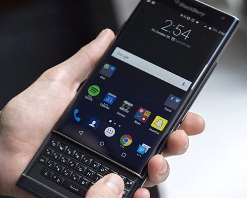 承認手機賣太貴!黑莓Priv宣佈將降價