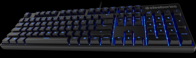 SteelSeries推出Apex M500機械鍵盤,採用Cherry MX軸