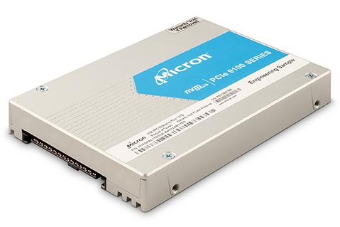 Micron美光發表數據中心用NVMe PCIe SSD,讀取可達3GB/s,寫入2.0GB/s