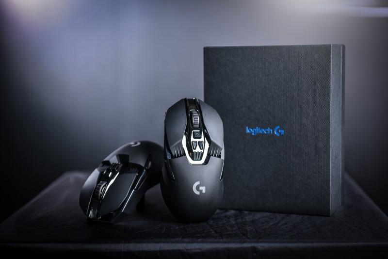 羅技G900 Chaos Spectrum專業級有線/無線遊戲滑鼠重裝上市