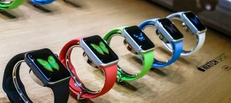 看到Apple Watch在美青少年市場份額71%我大吃一驚