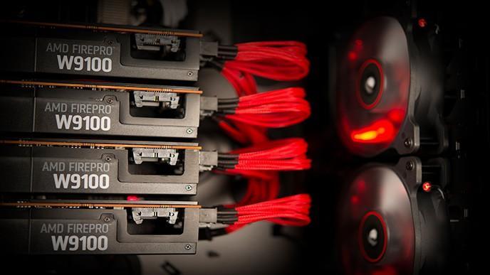 價值不斐! AMD升級FirePro W9100,搭載高達32GB記憶體
