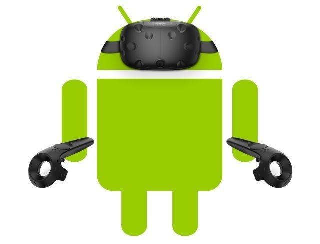 谷歌打造VR版安卓的第一步,Android N裡面的秘密
