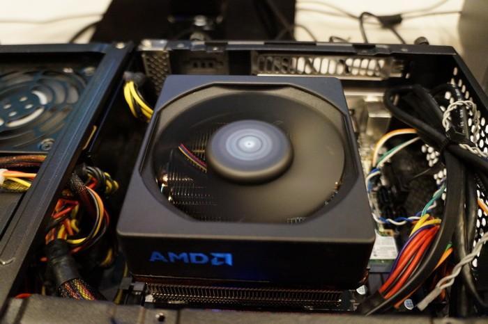 """AMD""""Wraith""""散熱器降低身價,FX-8350/6350也能用了"""
