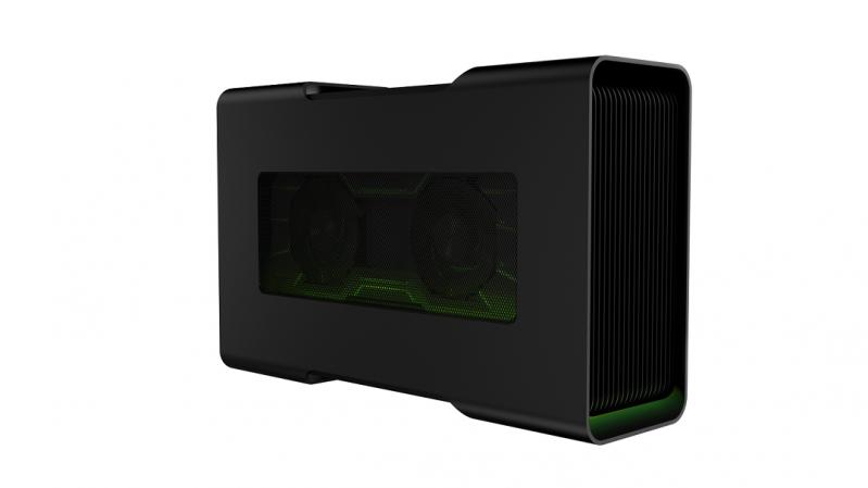 RAZER CORE 預購開跑 世界首款隨插即用 THUNDERBOLT™ 3 外接顯示卡擴充盒