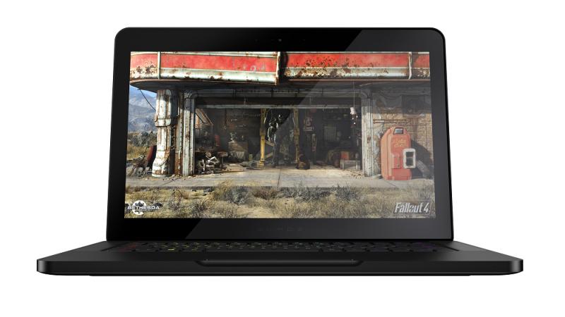 RAZER 發表全新 BLADE 筆電