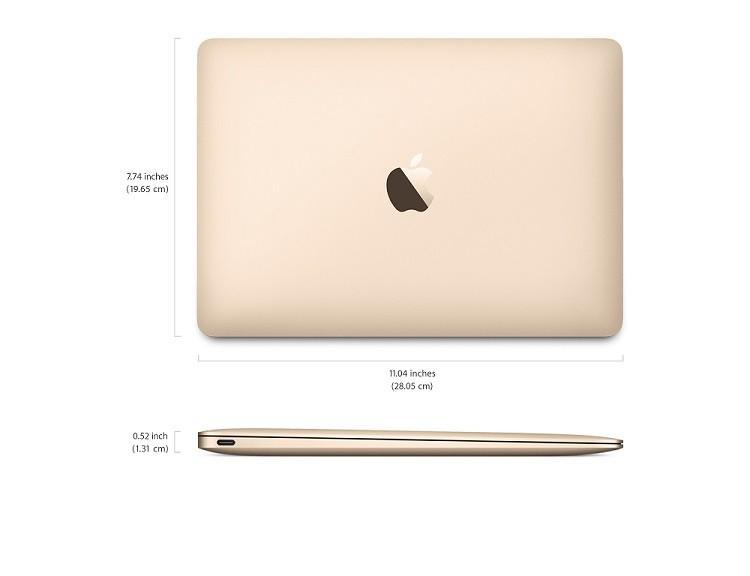 MacBook更新至Intel第六代Core處理器 推出玫瑰金新色