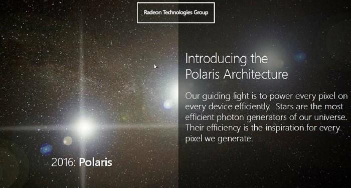 AMD將為蘋果2016款Mac產品提供北極星GPU