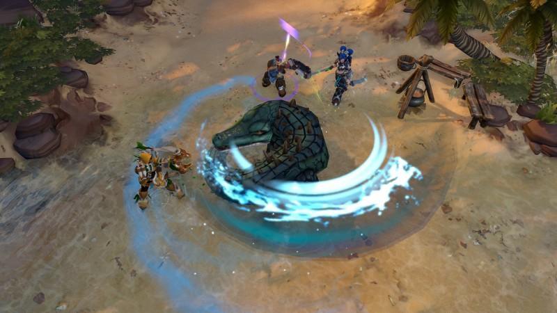 Ubisoft 公開全新 PC 即時策略遊戲《安特利亞英雄傳》