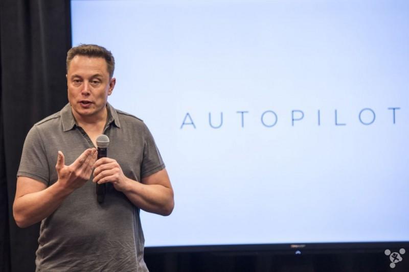 特斯拉CEO馬斯克開發秘密項目:無人駕駛汽車取代公共汽車