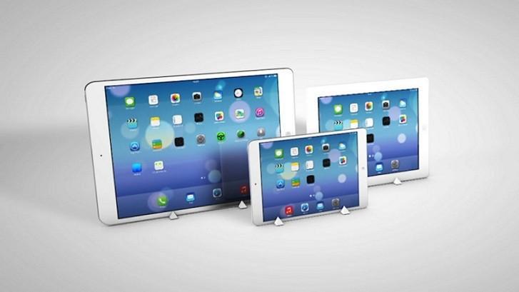 7.9吋iPad Pro曝光!Air、mini系列成歷史?!