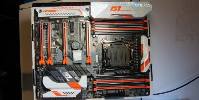 GIGABYTE 技嘉三款新X99主機板曝光,U.2介面成為標準配置之一