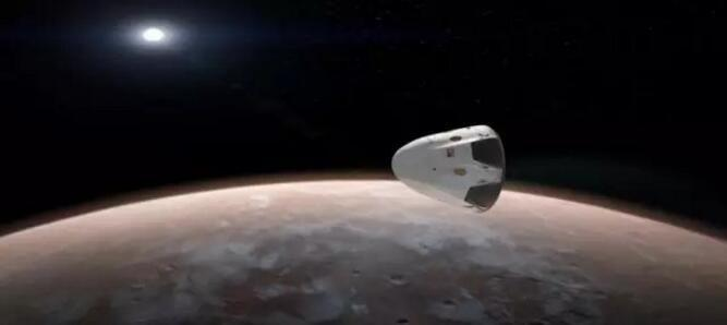 SpaceX 宣布 2018年要發射飛船去火星!