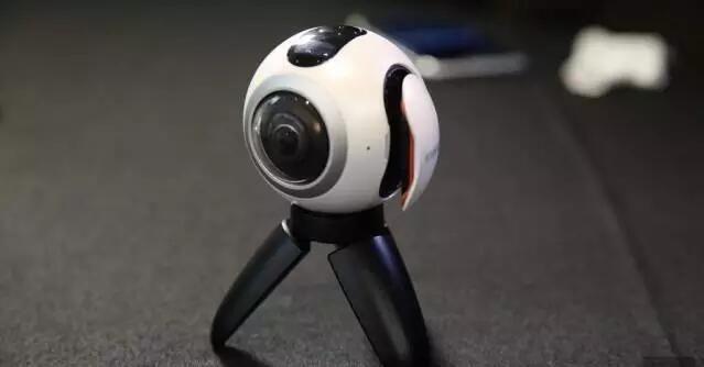三星VR相機將在4月29日發布可360度拍攝