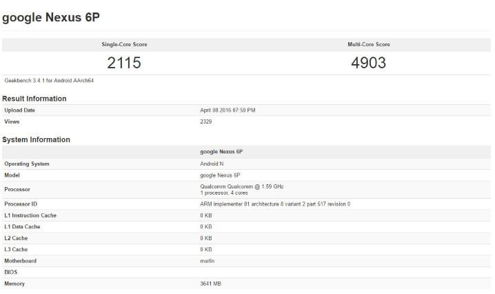Nexus 6P 有升級版?傳處理器搭載 高通 Snapdragon 820