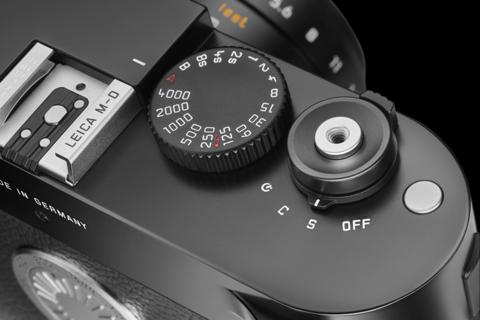 徹底復古,萊卡Leica M-D數位相機為無螢幕設計