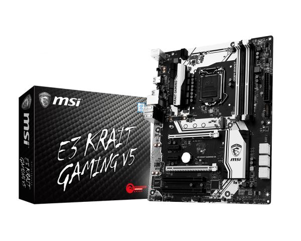 MSI微星推出兩款C232 主機板,Xeon E3-1200 V5系列輕鬆上