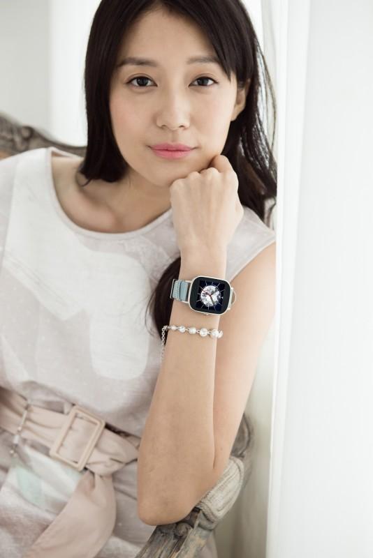 ASUS華碩ZenWatch 2悠遊卡特別版上市 小額付費輕鬆購