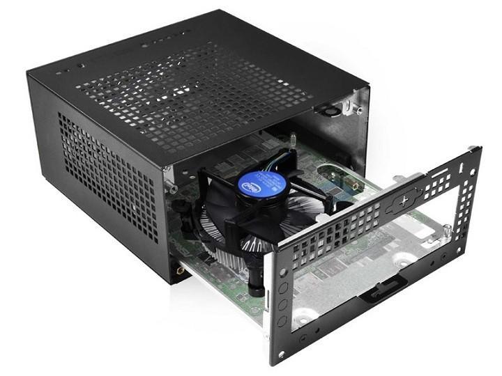 ASRock DeskMini準系統 可升級處理器的STX主機板