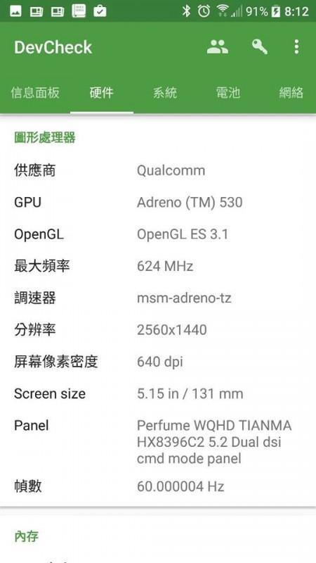 HTC 10 遭台灣網友起底,採用中國天馬出品的面板
