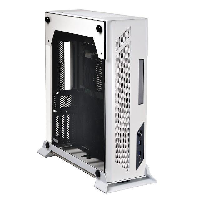 白色風暴來襲,Lian-Li聯力推出PC-O5SW和PC-O7SW薄型直立式機殼