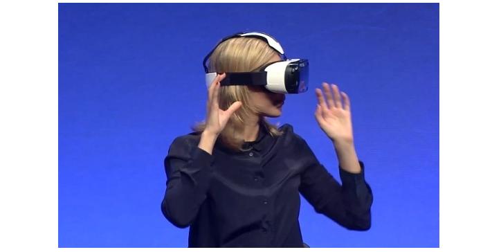 多家公司研發移動VR頭部定位追踪,戴著Gear VR自由走動越來越近