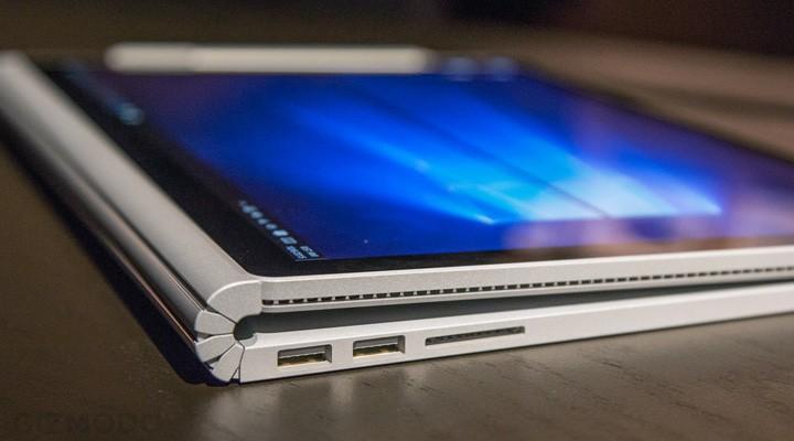 Surface Book二代可能在6月發表,並搭載4K螢幕