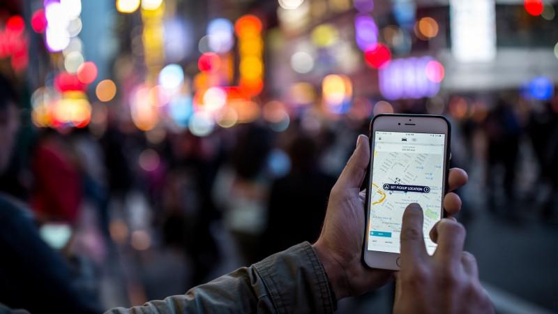 Uber 為什麼會成功?