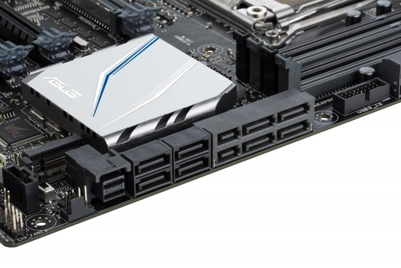 ASUS華碩新款X99齊出,X99-A II和X99-E主機板也曝光囉!!