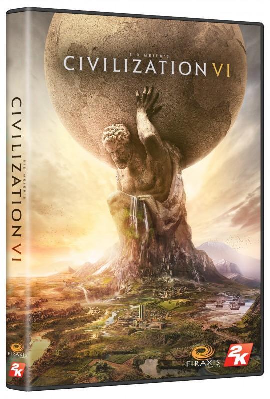 2K宣布CIVILIZATION VI 文明帝國VI將於2016年10月21日發售