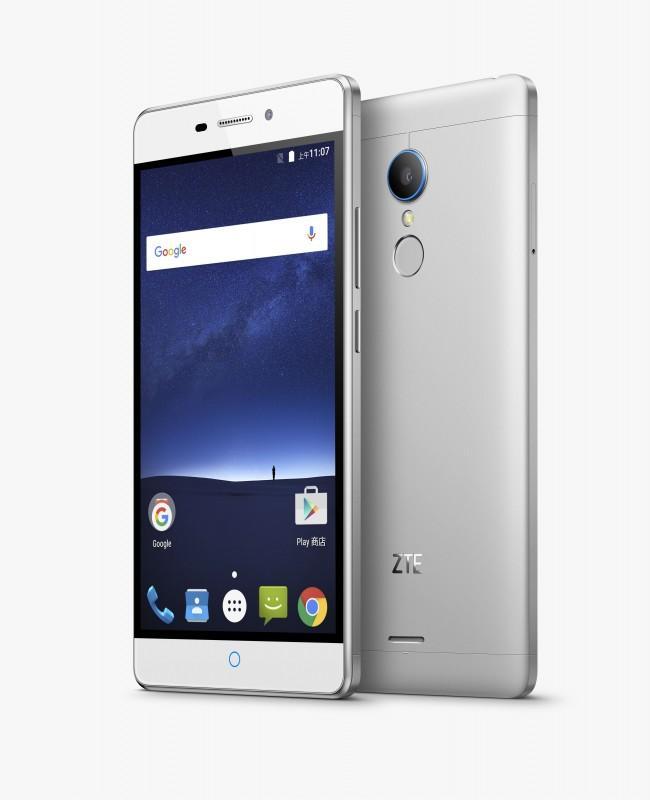 中興通訊ZTE推出BLADE V580和BLADE A813智慧型手機搶市