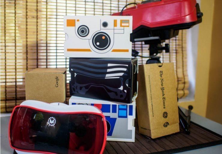 發佈在即的Android VR,悲喜交加的從業