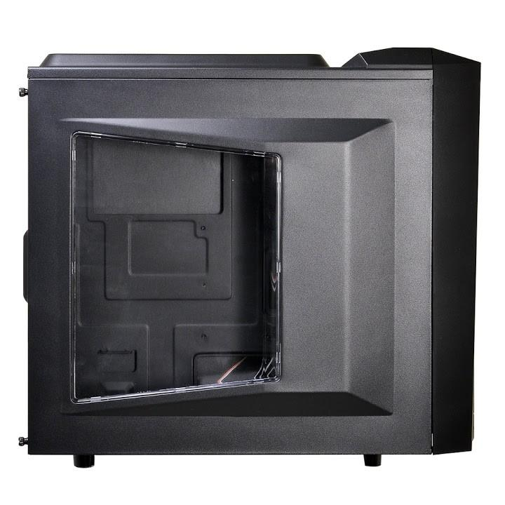 Lian Li聯力 Ebonsteel系列機殼,PC-K5平價選擇,透側非透側讓你挑