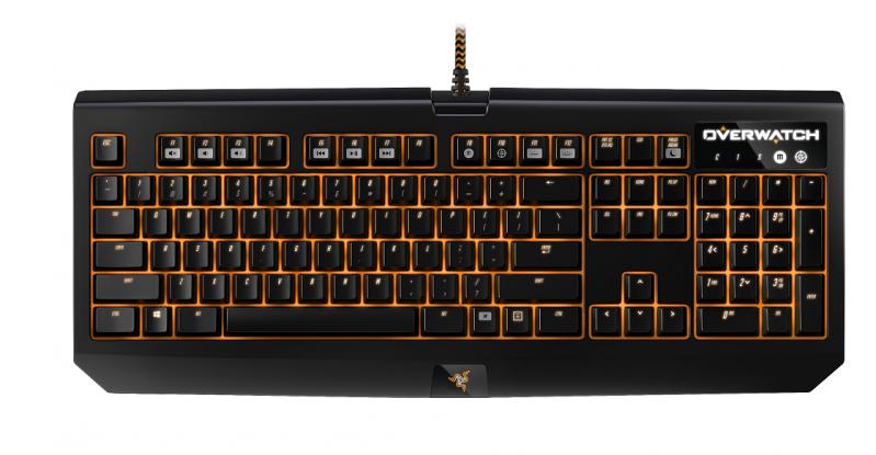 RAZER 鬥陣特攻聯名遊戲滑鼠、滑鼠墊、鍵盤與耳麥現正上市