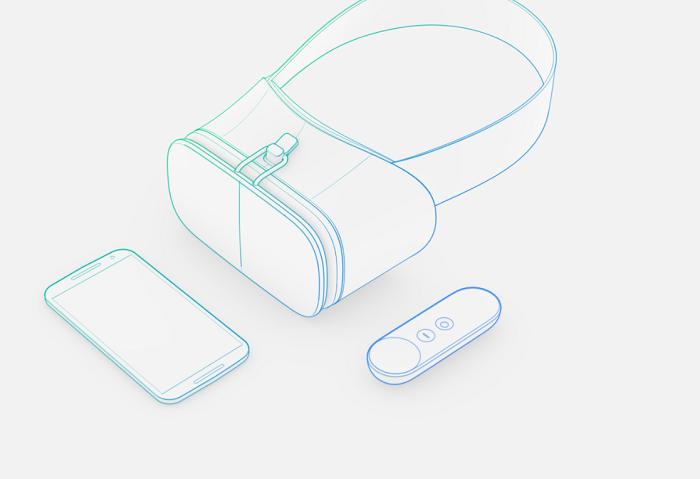 谷哥發佈Daydream VR平臺:秋季正式亮相