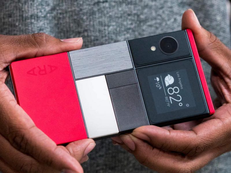 沒有難產!!Google 模組化手機 Project Ara將於明年初推出