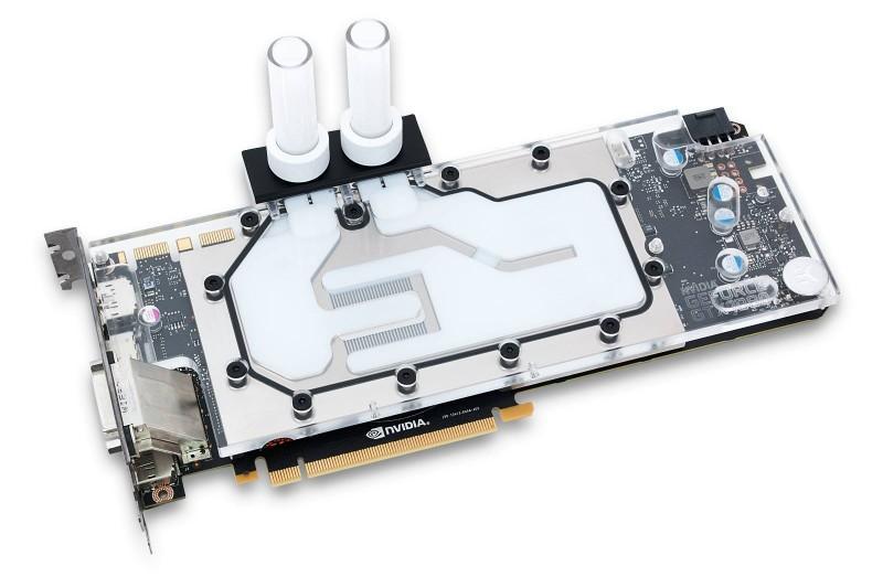 EKWB推出NVIDIA GTX 1080 Founders Edition顯示卡全覆蓋水冷頭
