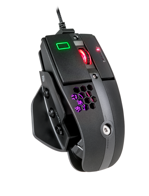 曜越電競Tt eSPORTS推出Level 10系列傳奇新篇章,全新Level 10 M進階版雷射電競滑鼠