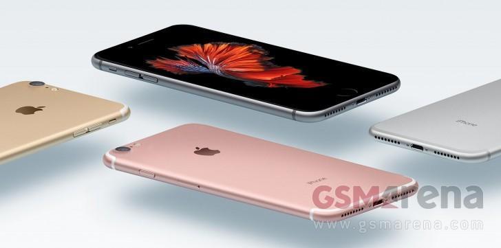 iPhone7定妝照曝光:深空灰變成了鋼琴黑