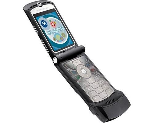 12年前經典手機重現江湖,傳 MOTO 將發表 RAZR 新機
