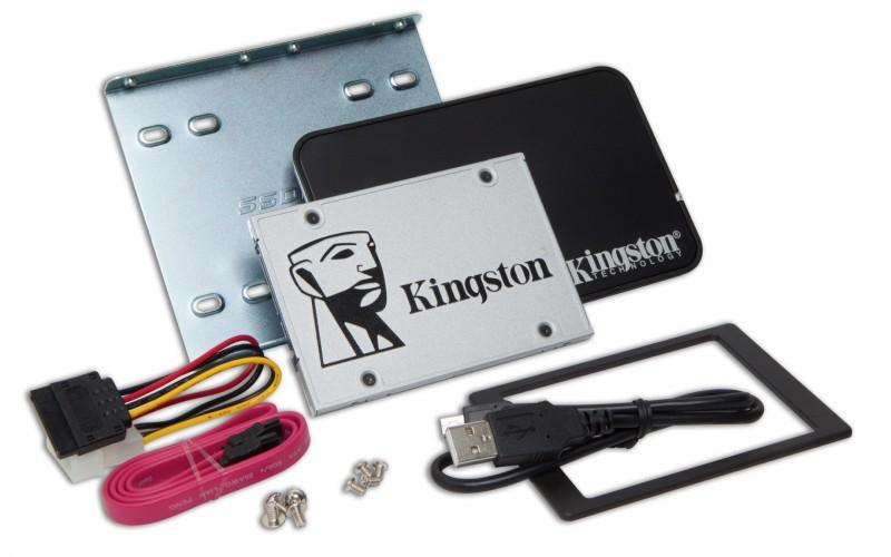 Kingston 金士頓推出全新超值款UV400固態硬碟
