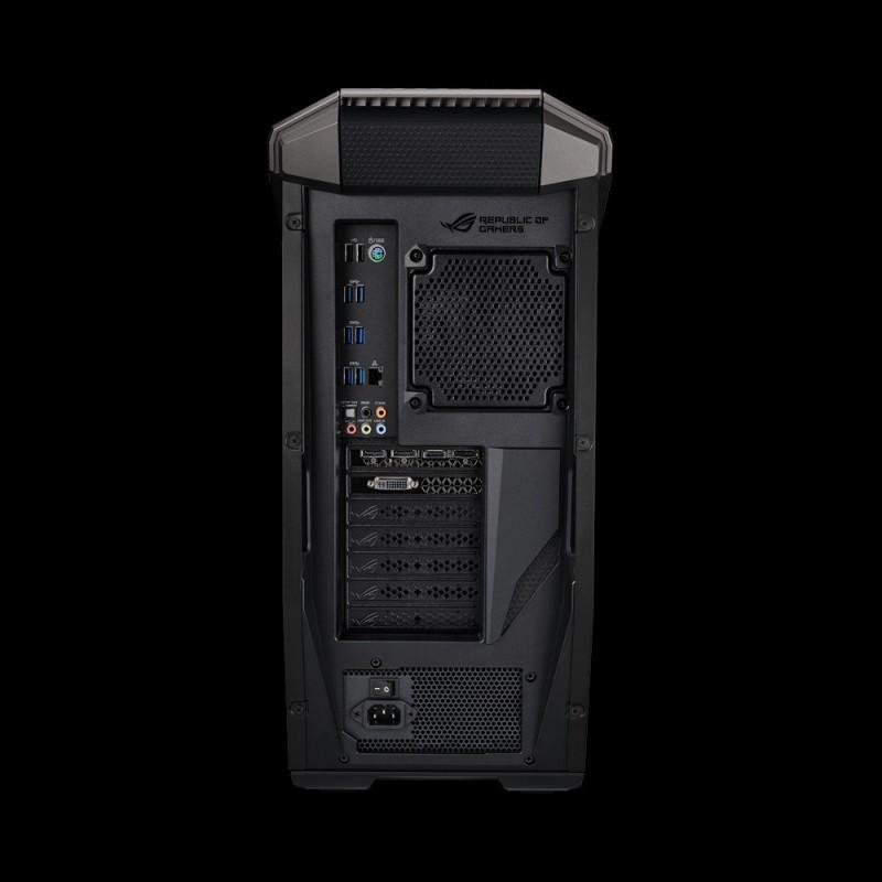 ASUS ROG GT51CA套裝主機,出廠CPU和記憶體幫你超頻,且機殼具有燈光特效