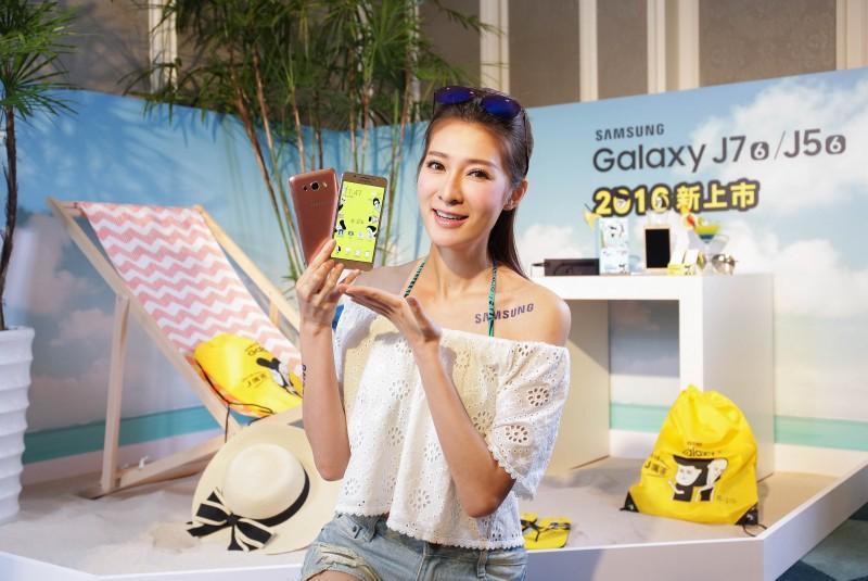 J厲害!三星Galaxy J 2016年新版 內外兼具再升級