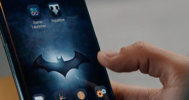 去年做鋼鐵人,今年 Samsung Galaxy S7 Edge 推出蝙蝠俠特別版