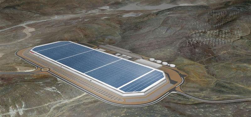 Tesla超級電池工廠Gigafactory兩月內竣工難,仍預定7月29日揭幕