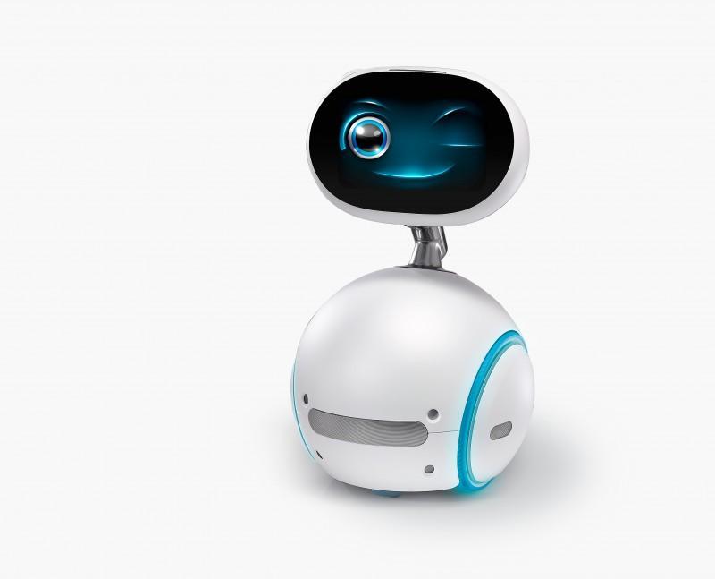 Zenvolution來襲! 華碩首款機器人Zenbo亮相