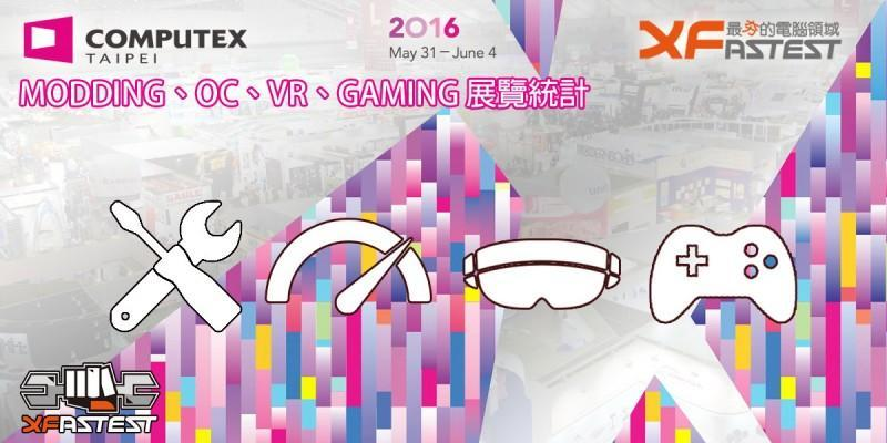 Computex 2016 Building the New Era with Modding, Overclocking, VR, and Gaming