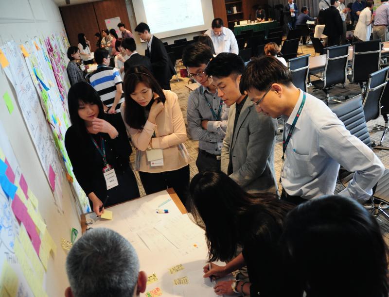 中國信託銀行攜手IBM 採用設計思考思維 以使用者為中心 打造未來金融服務