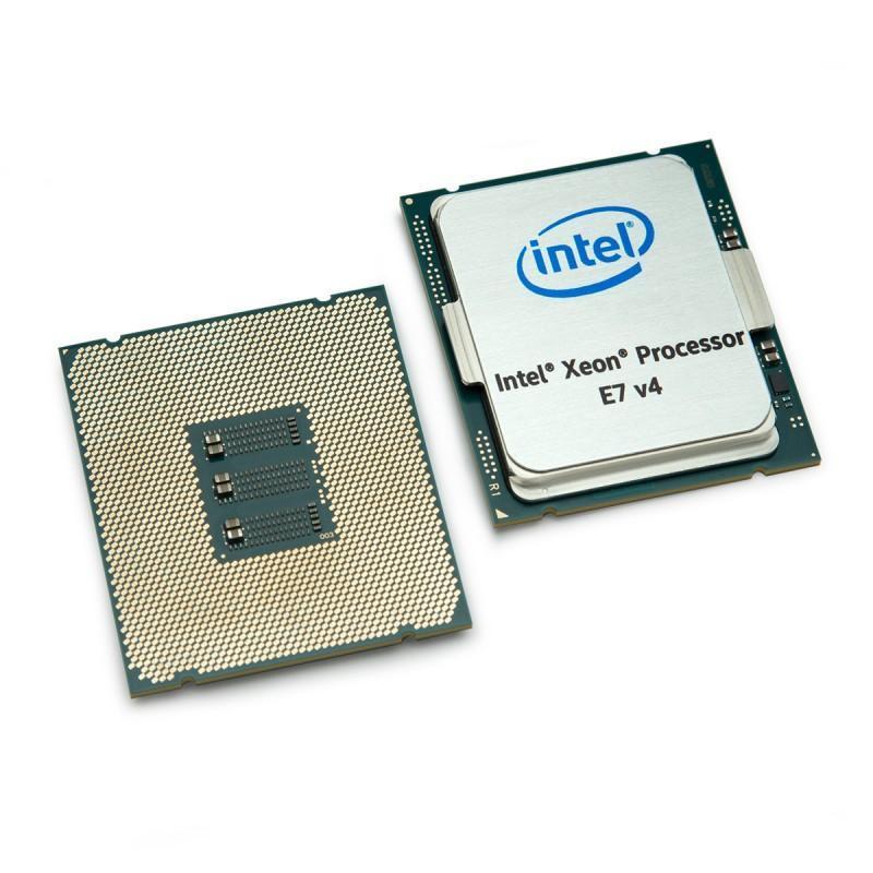 Intel Xeon處理器E7 v4系列協助加速資料運算並協助企業轉型
